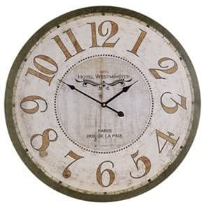 Orologio da parete design westminster 60 cm molto grande for Orologi a parete da cucina