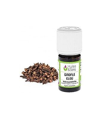 huile essentielle girofle clous (bio)