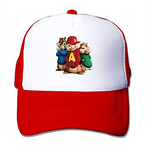 kjhglp Adult Alvin and The Chipmunks Logo Classic Dad Hat Adjustable Baseball Caps Snapback