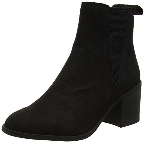 New Look Women's Ean Chelsea Boots, Black (Black), 5 UK 38 EU