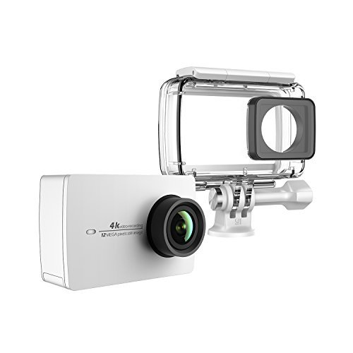 Foto YI Action Camera 4k Action Cam con Custodia Impermeabile, Action Cam HD 4K /...