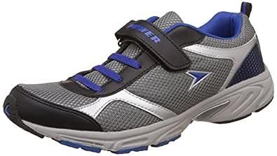 Power Boys's Ryan Grey Sports Shoes - 5 UK/India (38 EU) (4392004)