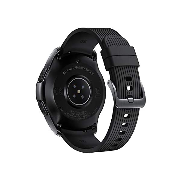 Samsung Galaxy Watch - Reloj Inteligente, Bluetooth, Negro, 42 mm- Version española 2