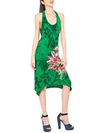 Desigual roula vestito donna abbigliamento for Amazon offerte abbigliamento