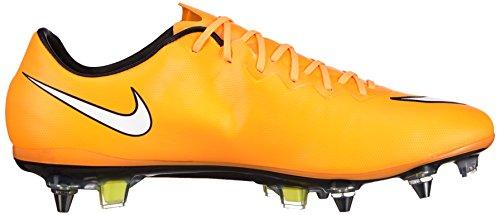 Nike Mercurial Vapor X Soft-Ground Pro, Chaussures de football homme Orange (Laser Orange/white/black)