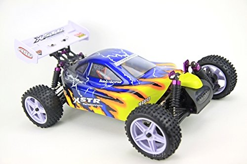 RC Buggy kaufen Buggy Bild 1: RC AUTO NCC®HSP 94107 XSTR BUGGY OFFROAD ALLRAD 1:10 MIT TUNINGKIT*