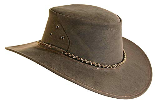 ebf5f01aa3523 Kakadu Traders The Roo Canguro sombrero fabricado en Australia