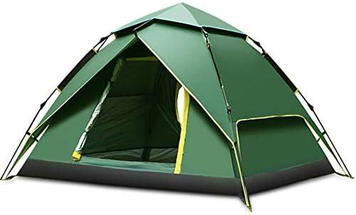RHY Outdoor Tenda Auto Auto Auto Bounce Aperto per 3-4 Persone 210T pu Panno 3,5 kg con Finestra in Mesh,verde B07MT3J9H6 Parent | unico  | Meraviglioso  10c3f6