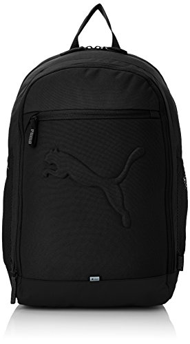 Locker Stapeln (PUMA Rucksack PUMA Buzz Backpack, black, OSFA, 73581 01)