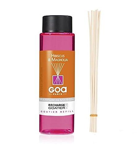 Goa Clem - Hibiscus & Magnolia Recharge pour diffuseur