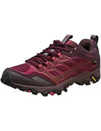 Merrell Women's Moab FST Gore-Tex Low Rise Hiking Boots