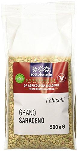 Sottolestelle Grano Saraceno - 6 confezioni da 500gr - Totale 3 kg