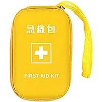 Outdoor Familie Mini Portable Kleine Erste Hilfe Kit Medizin Tasche, gelb preisvergleich bei billige-tabletten.eu