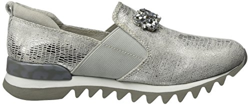 Tamaris 24626, Sneakers Basses Femme Argent (SILVER STRUCT. 927)