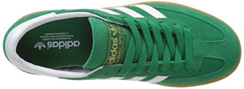 adidas Spezial, Scarpe Low-Top Uomo Turchese (Bold Green/ftwr White/gold Metallic)