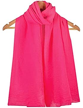 Gespout Pañuelos Bufanda para Mujer de Otoño Invierno Bufanda de Escuela Cómodo Cálido Scarves de Accesorios de...