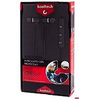 Kooltech Metalico BTS Auriculares Bluetooth Recargables con MICROFONO (Blue)