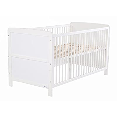 Geuther cuna cama Pascal (70x 140cm, color blanco)