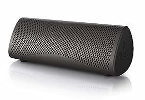 KEF MUO Wireless Bluetooth Speaker - Storm Grey