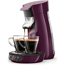 Philips HD6563/91 Machine à Café à Dosettes SENSEO Viva Café Lilas Intense