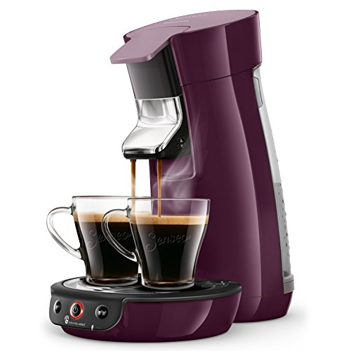 Philips hd6563/91 Senseo Viva Kaffeepadmaschine 400100001, 0,9 l, Flieder Intense