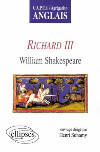 Richard III, de William Shakespeare