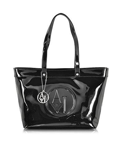 Armani Jeans Borsa Shopping Donna 922505Cc85000020 Nero