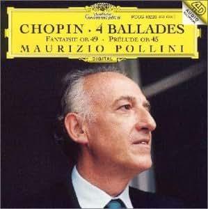 Chopin: 4 Ballades. Prelude Noan