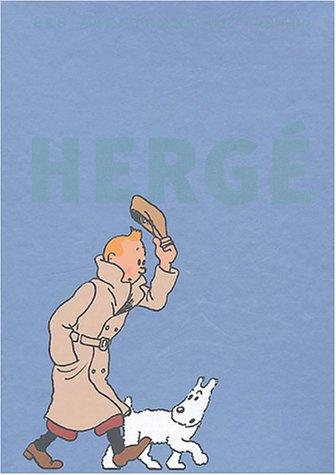 Les Aventures de Tintin (Coffret 8 volumes) : Edition intégrale 75e anniversaire