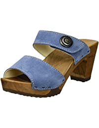 Woody Silke, Chaussures de Claquettes femme