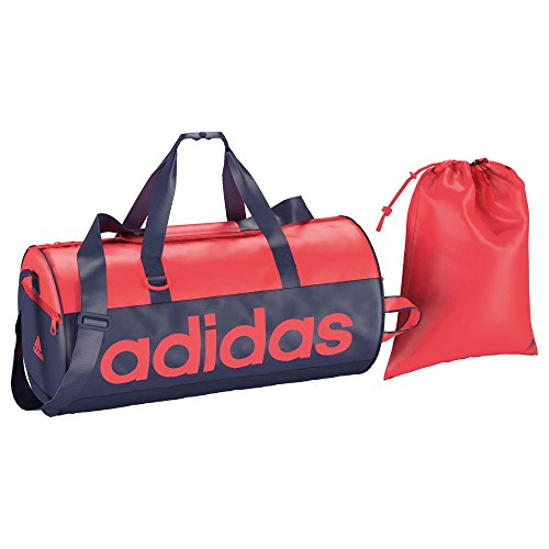 adidas Performance Damen Sporttasche navy/rot
