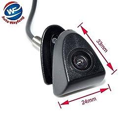 Auto Wayfeng® 2016 CCD-Auto-Vorderansicht Logo Embeded-Kamera für Toyota Prado Hochländer Land Cruis Camry Corolla Yaris Vizi Reiz Verso Frontkamera