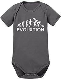 Touchlines Unisex Baby Body Evolution Heavy Metal