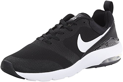 Black White Nike Max Siren Damen Air Negro Silver Turnschuhe Metallic Wmns 6xT0aOR