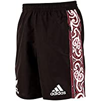 adidas Herren All Blacks Maori Woven Short 1/2