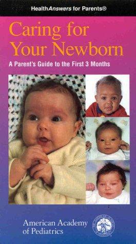 Preisvergleich Produktbild Caring for Your Newborn: A Parent's Guide to the First 3 Months [VHS]