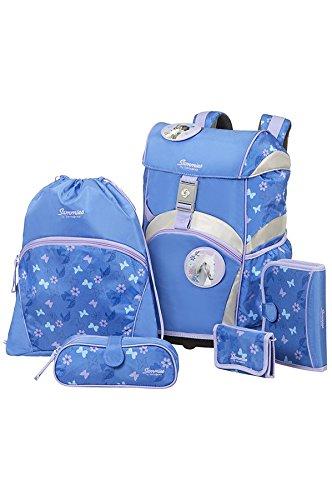 Samsonite Ergonomic Backpack ND Ergonomic Set bellflower