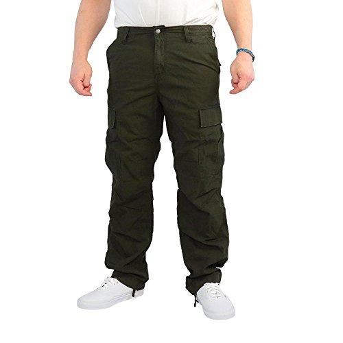 Carhartt Herren Cargohose Regular grün grün W 36 L 32