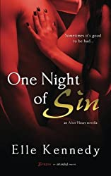 One Night of Sin (After Hours) by Elle Kennedy (2014-07-21)