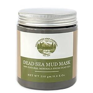 Totes Meer Schlamm Maske für Gesicht, Körper & Haarbehandlung. 100%-ig natürliche Mineralien aus dem Toten Meer, 250g / 8.8 fl.oz