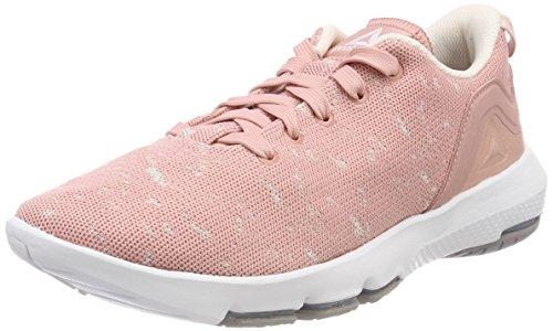Reebok Damen Cloudride DMX 3.0 Gymnastikschuhe, Pink (Chalk Pinkpale Pinkpowder Greywhite), 40 EU