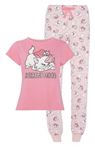Licensed-Primark - Pijama - para Mujer Rosa Rosa 34/36 ES/XS