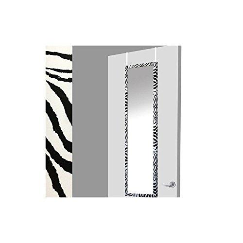 Espejo-para-puerta-decoracin-de-cebra-37x2x128