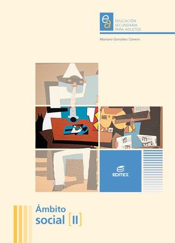 Ámbito Social II. Educación Secundaria para Adultos - 9788490785225 por Mariano González Clavero