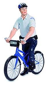 Katerina Prestige-Figura Policía a Bicicleta, pol031