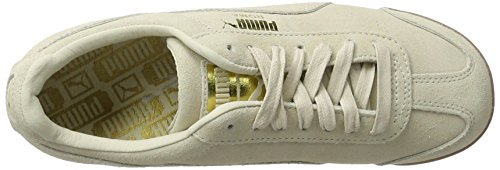 Puma Roma Natural Warmth, Sneakers Basses Mixte Adulte Beige (Birch-whisper White)