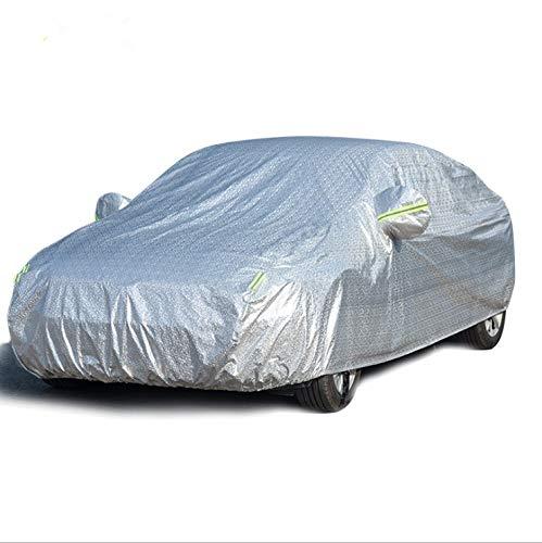 Preisvergleich Produktbild CSBY Waterproof Car Covers Outdoor Sun Protection Cover for Car Reflector Dust Rain Snow Protective SUV Sedan Hatchback Full
