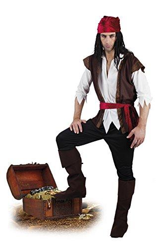 - Jack Und Die Nimmerland Piraten Kostüm