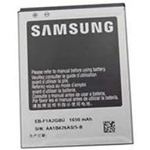 Samsung EB-F1A2GBU - Batteria originale da 1650 mA, al litio, 3,7 V, per Samsung i9100 Galaxy S2, i9103 Galaxy R, i9105 Galaxy S2 Plus