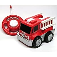 Soft RC series fire truck (japan import) - Compare prices on radiocontrollers.eu